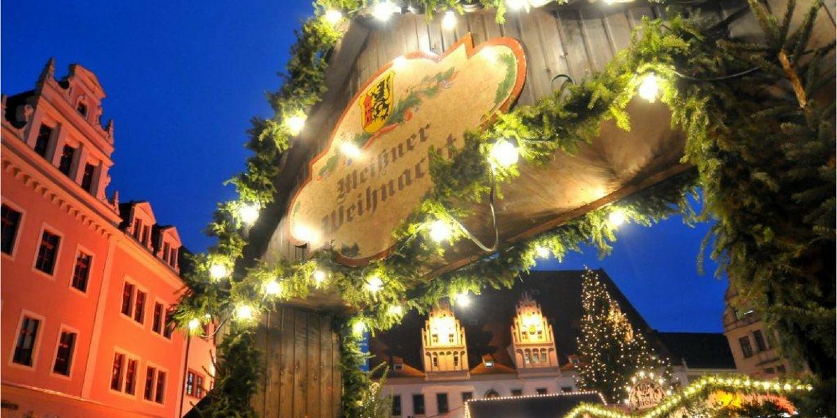Wo Ist Weihnachtsmarkt Heute.Heute In Meißen Diese Note Gibt Mdr Sachsen Unserem Weihnachtsmarkt
